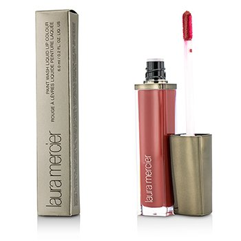 Laura Mercier Paint Wash Color Líquido Labios - #Red Brick