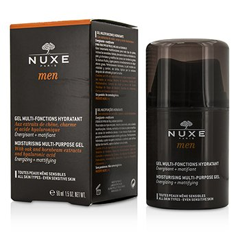 Nuxe Gel Humectante Multi Propósito Para Hombres