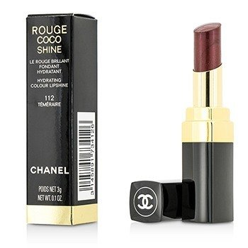 Chanel Rouge Coco Shine Brillo de Labios Color Hidratante - # 112 Temeraire 173412