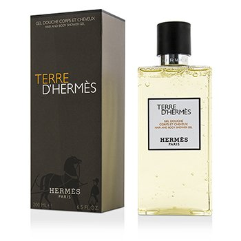 Hermes Terre DHermes Hair & Body Shower Gel