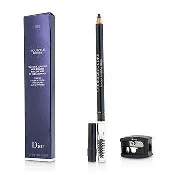 Christian Dior Sourcils Poudre - # 693 Dark Brown