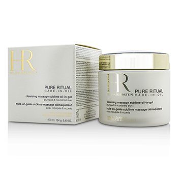 Pure Ritual Care-In-Oil Cleansing Massage Sublime Aceite en Gel