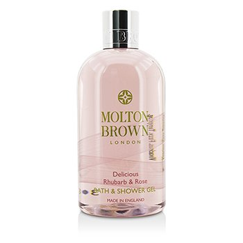 Molton Brown Delicious Rhubarb & Rose Gel Ducha & Baño