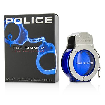 Police The Sinner Eau De Toilette Spray