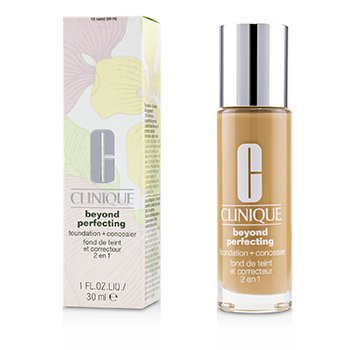Clinique Beyond Perfecting Base & Corrector - # 18 Sand (M-N)