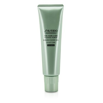 Shiseido The Hair Care Fuente Forte Sebum Clear Gel - # Warm (Scalp Pre-Cleaner)