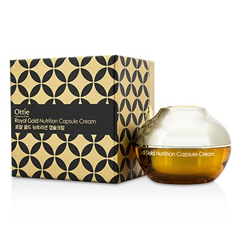 Ottie Royal Gold Nutrition Cápsula Crema