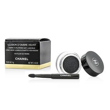 Chanel Illusion DOmbre Color Luminoso de Ojos Larga Duración - # 106 Fleur De Pierre
