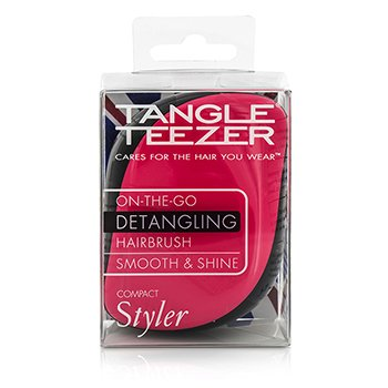 Tangle Teezer Compact Styler On-The-Go Cepillo Desenredante - # Pink Sizzle