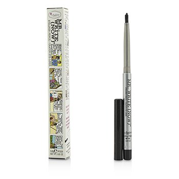 TheBalm Mr. Write Now (Lápiz Delineador) - #Vince B. Charcoal