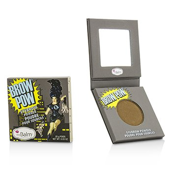TheBalm BrowPow Polvo Cejas - #Light Brown