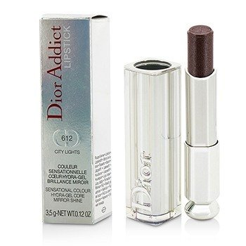 Christian Dior Dior Addict Hydra Gel Core Mirror Shine Color Labios - #612 City Lights