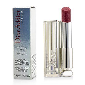 Christian Dior Dior Addict Hydra Gel Core Mirror Shine Color Labios - #750 RockN Roll
