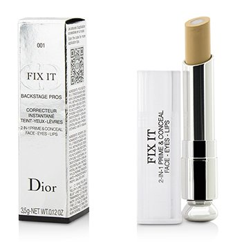 Christian Dior Fix It Backstage Pros Corrector - #001 Light