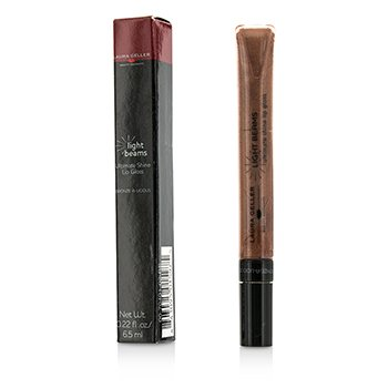 Laura Geller Light Beams Ultimate Shine Brillo Labios - #Bronze A Licious