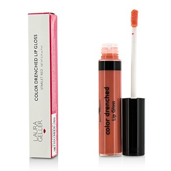Laura Geller Color Drenched Brillo Labios - #Melon Infusion