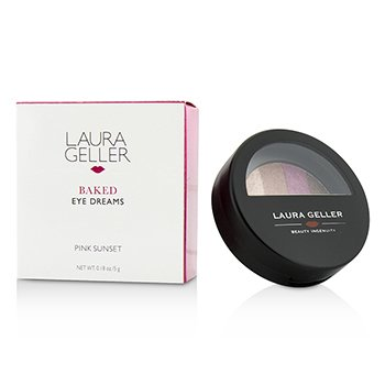 Laura Geller Baked Eye Dreams - #Pink Sunset