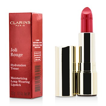 Clarins Joli Rouge (Long Wearing Moisturizing Lipstick) - # 742 Joli Rouge