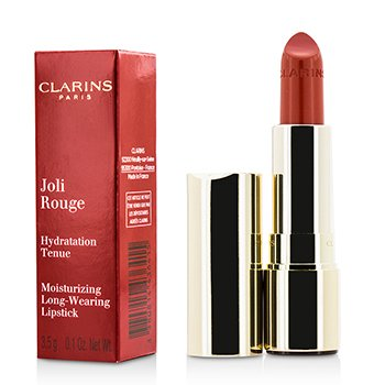 Clarins Joli Rouge (Long Wearing Moisturizing Lipstick) - # 743 Cherry Red