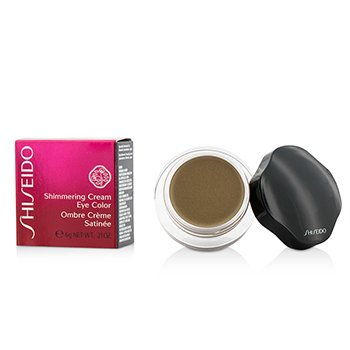 Shiseido Shimmering Cream Color Ojos - # BE728 Clay