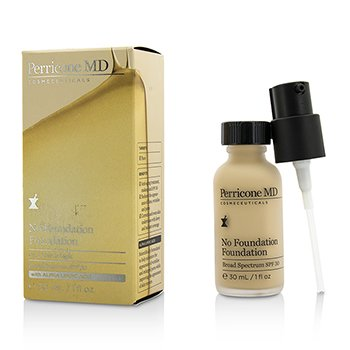 Perricone MD No Foundation Base SPF 30 - NO. 1 Fair to Light