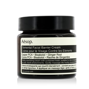 Aesop Elemental Facial Barrier Crema