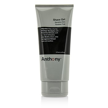 Anthony Logistics For Men Gel Para Afeitar (Piel Sensible)