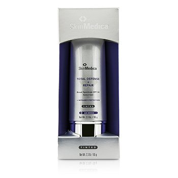 Skin Medica Total Defense + Repair SPF 34 - Color