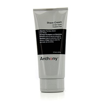 Anthony Logistics For Men Crema De Afeitar