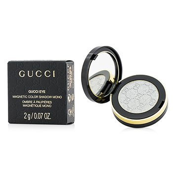 Gucci Magnetic Color Mono Color Ojos- #010 Liquid Silver
