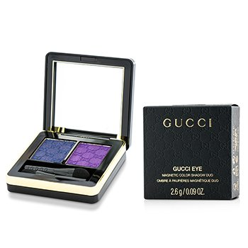 Gucci Magnetic Color Shadow Duo - #070 Peacock