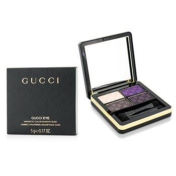 Gucci Magnetic Color Shadow Quad - #070 Purple Topaz