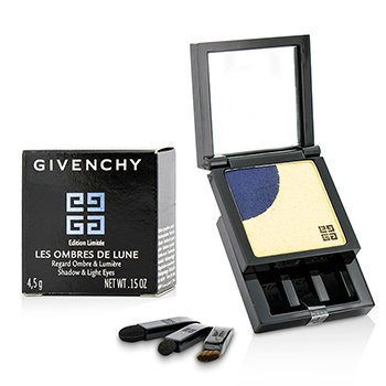 Givenchy Les Ombres De Lune Shadow & Light Eyes (Limited Edition) - #2 Lune Mordoree