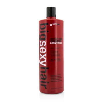 Sexy Hair Concepts Big Sexy Hair  Acondicionador Volumen Libre de Sulfato
