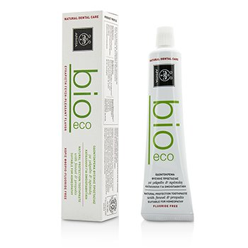Apivita Bio-Eco Natural Protection Crema Dental Con Hinojo & Propóleos