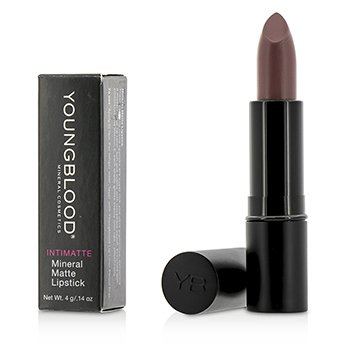 Youngblood Intimatte Color Mineral Mate Para Labios - #Vain