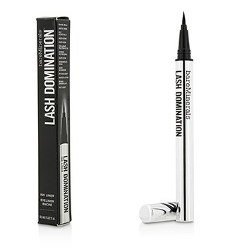 Bare Escentuals BareMinerals Lash Domination Delineador Tinta - Intense Black