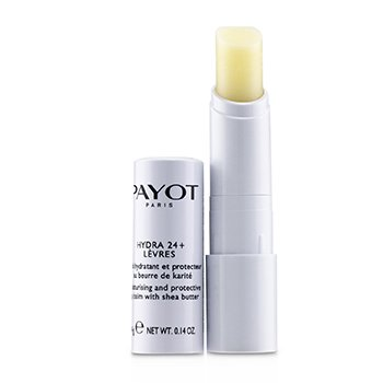Payot Hydra 24+ Moisturising and Protective Lip Balm With Shea Butter - For Damaged Lips