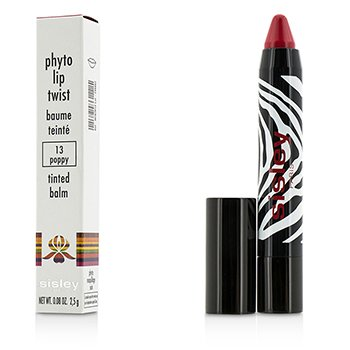 Sisley Phyto Lip Twist - # 13 PoppPhyto Lip Twist - # 13 Poppy