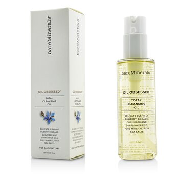Bare Escentuals Oil Obsessed Total Cleansing Oil