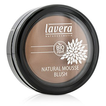 Lavera Natural Mousse Color Mejillas - #01 Classic Nude