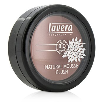Lavera Natural Mousse Color Mejillas - #02 Soft Cherry