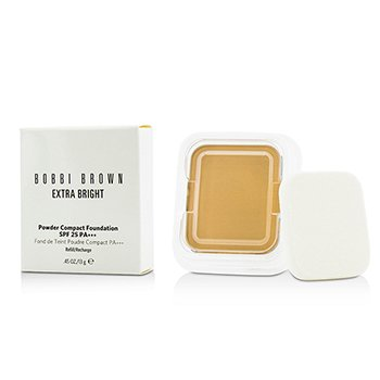 Bobbi Brown Extra Bright Base Compacta en Polvo SPF 25 Repuesto - #2 Sand