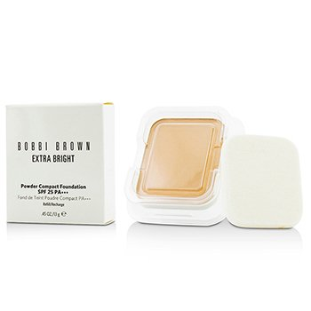 Bobbi Brown Extra Bright Base Compacta en Polvo SPF 25 Repuesto - #3 Beige