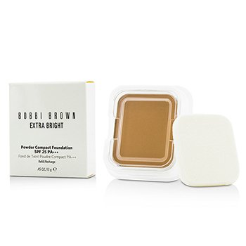 Bobbi Brown Extra Bright Base Compacta en Polvo SPF 25 Repuesto - #4.5 Warm Natural