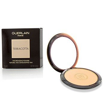 Guerlain Terracotta The Bronzing Powder (Bronceado Natural y Larga Duración) - No. 01 Light Brunettes