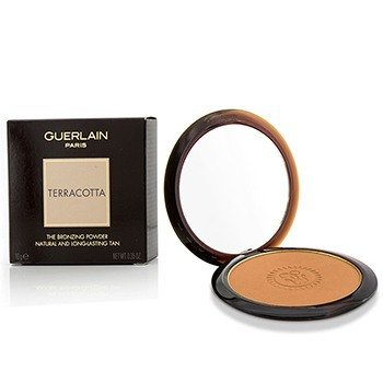 Guerlain Terracotta The Bronzing Powder (Bronceado Natural y Larga Duración) - No. 02 Natural Blondes