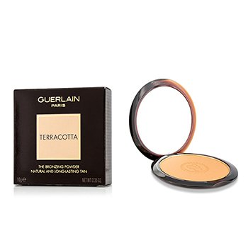 Guerlain Terracotta The Bronzing Powder (Bronceado Natural y Larga Duración) - No. 03 Natural Brunettes