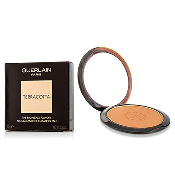 Guerlain Terracotta The Bronzing Powder (Bronceado Natural y Larga Duración) - No. 04 Medium Blondes