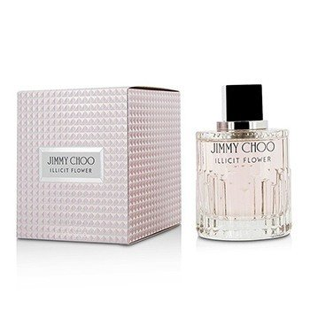 Jimmy Choo Illicit Flower Eau De Toilette Spray